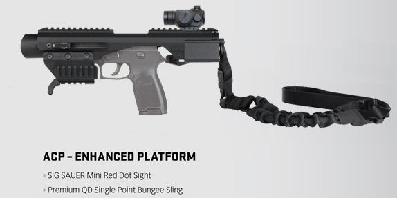 Adaptive Carbine Platform Enhanced