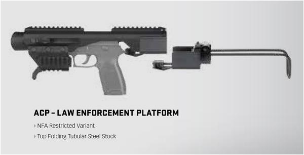 LE Adaptive Carbine Platform