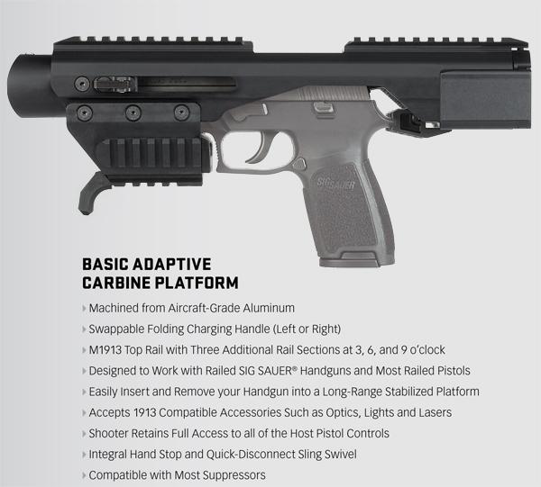 Adaptive Carbine Platform Standard