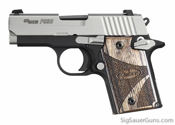 Sig P938 Blackwood