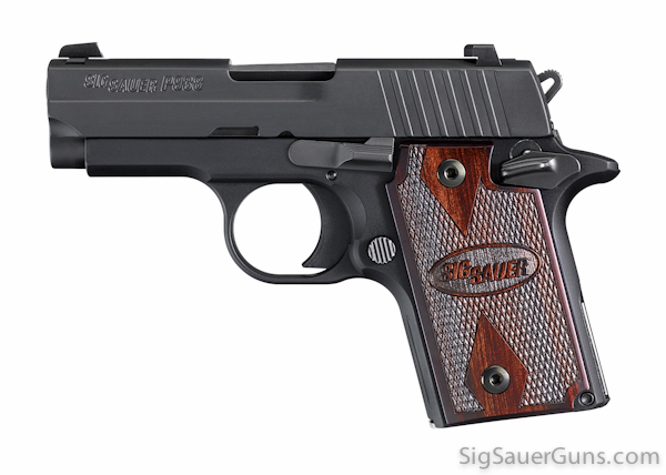 Sig P938 Rosewood