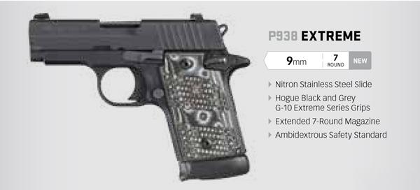 Sig P938 Extreme